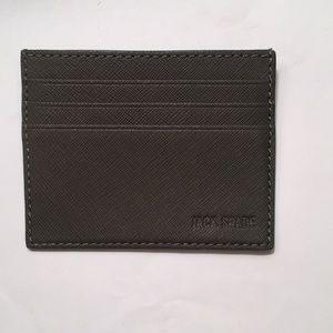 Jack Spade Credit card wallet - never used